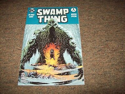 Swamp Thing Winter Special 2nd Print