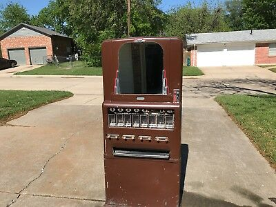 1950s Vintage Stoner Candy Machine Coin Operated
