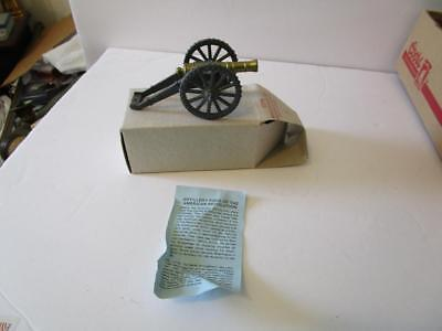 1775 Revolutionary War American 6 Pound Field Cannon Made by Penncraft NIB