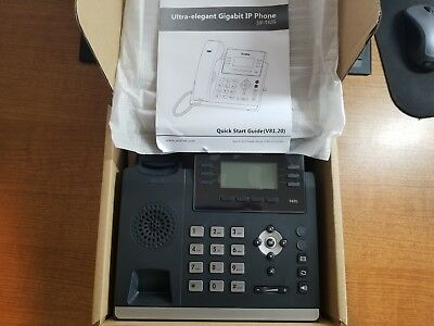 Yealink Ultra-Elegant Gigabit IP Phone (SIP-T42G)