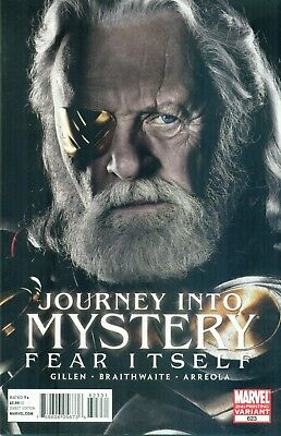 Journey Into Mystery #623 Loki 2nd Print Cosplay Photo Variant C Avengers NM/M