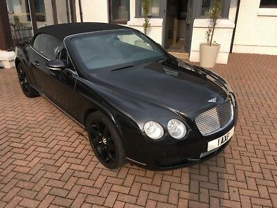 2008 Bentley Continental GTC Convertible only 61,000 miles FBSH