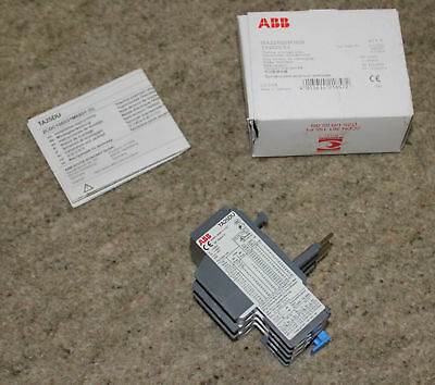 1SAZ211201R1035 Thermal Overload Relay 3.5 to 5.0 Amps  ABB