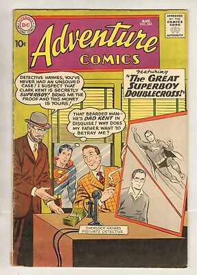 Adventure Comics #263 (VG+) (1959, DC) [b] Green Arrow And Speedy!