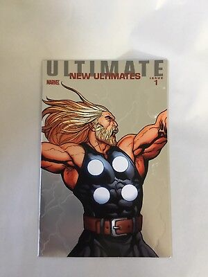 Marvel Ultimate Comics New Ultimates #1  Foil Variant Thor Nm