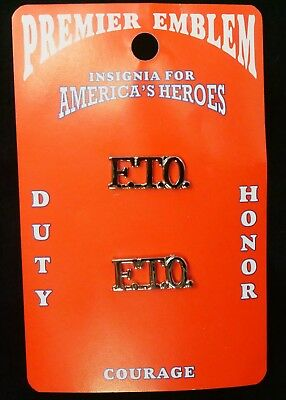 """Police FTO Silver Insignia 3/4"""" Wide. FREE Shipping!"""
