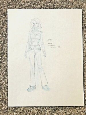 Ryan Ottley Original Art Atom Eve Invincible Amazing Spider-Man Published