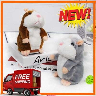 Cheeky Hamster ™ High Quality Talking hamster Gift ✵FREE SHIPPING✵