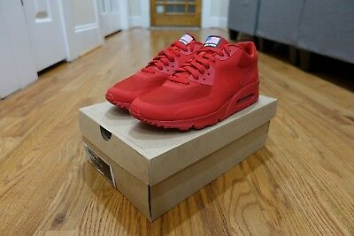 huge selection of 92087 26537 Nike Air Max 90 Independence Day Red Size 10.5 Worn Once 100% Auth Patta  Atmos