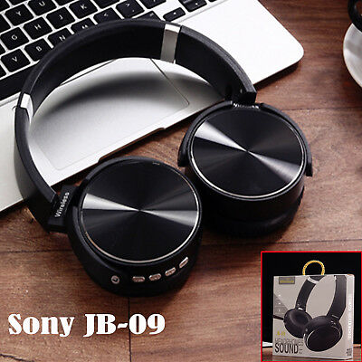 For Sony JB09 Extra Bass Wireless Stereo Headset Bluetooth Headphones with NFC