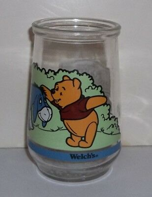 Welch's Disney 1997 Pooh's Grand Adventure #2 Collector Glass