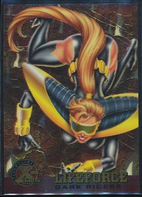 1995 X-Men Ultra All-Chromium Trading Card #47 Lifeforce