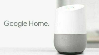 GOOGLE Google Home Smart Assistant - White Slate