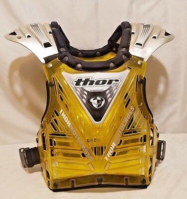 Thor Youth Motocross Chest Protector