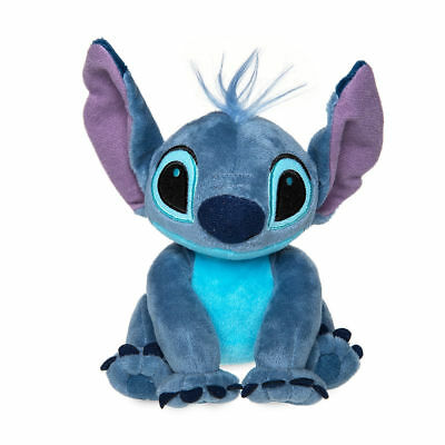 "Disney Store Lilo & Stitch Plush Toy Doll 6"" H Stuffed Animal Cute New with Tags"