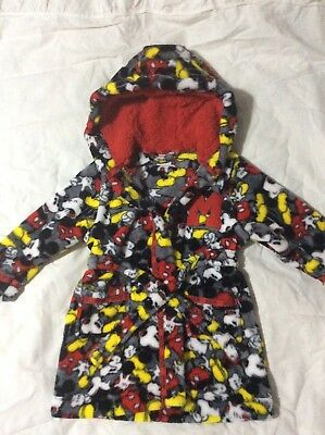 Disney Dressing Gown Size 18-24mths