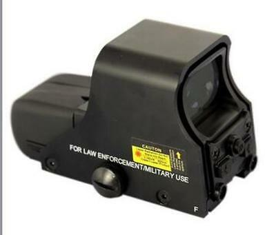 551 Holographic Sight Red Green Point Visier