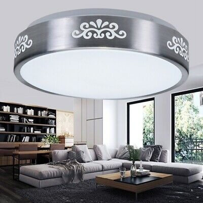 Holmark 12W 1000lm Round LED Ceiling Down Light Flush Mount Home Fixture Lamp