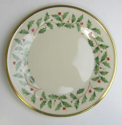 Lenox China HOLIDAY - DIMENSION Salad Plate EXCELLENT