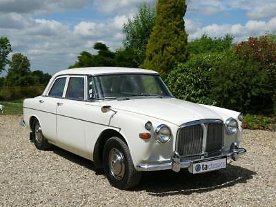 1965 Rover P5 3 Litre. Rare Manual with Overdrive. * Free U.K. Delivery *