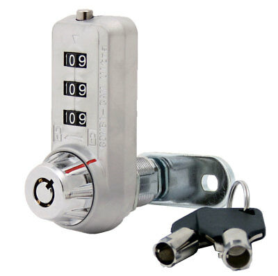 "Combi-Cam Ultra 3-Dial With 7/8"" Cylinder & Key"