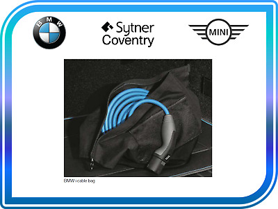 Genuine BMW Rapid Charging Cable AC i3 i8 2 3 5 7 X5 series E 61902455069