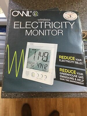Energy Saving Device Owl Wireless Electricity Monitor