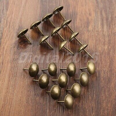 16mm Fashion Upholstery Nails Tack Jewelry Wood Box Sofa Furniture Door Decor