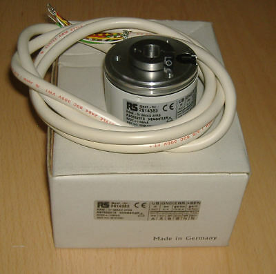 Hengstler Rotary Encoder 2914383, to fit 12mm diameter shaft, LAST ONE
