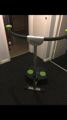 Exercise Machine Twist and Shape Stepper Cardio Fitness Full Body