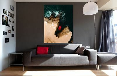 BEAUTIFUL SEA NATURE SCENERY picture wall ART Canvas home wall choose your size