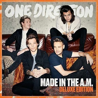 One Direction - Made In The A.M. (Deluxe Edition) [New & Sealed] Digipack CD