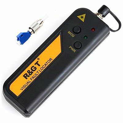 CRUISER R&T30mW Mini Red Light Visual Fault Locator Fiber Optic Cable Tester/VFL