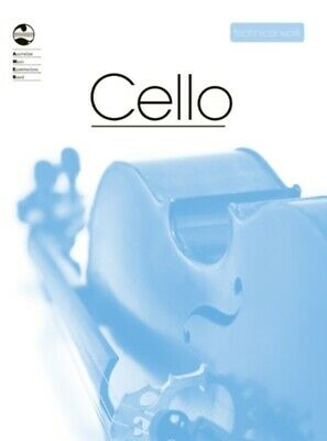 AMEB Cello Technical Workbook 2009 (Softcover Book)