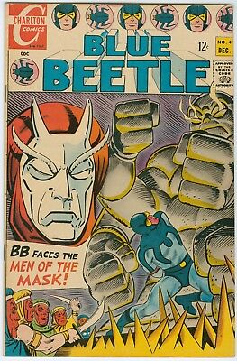 Blue Beetle #4 - Steve Ditko - includes the Question