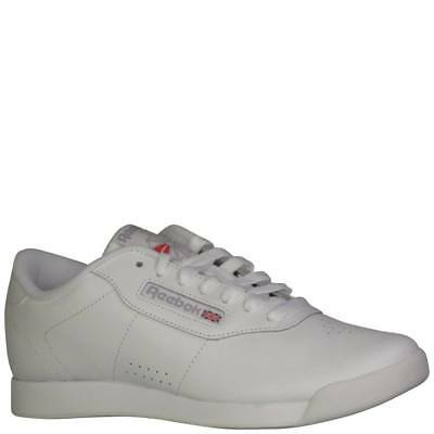 7c0eac8f182 REEBOK PRINCESS 1475 womens shoes new white sneakers classics ...
