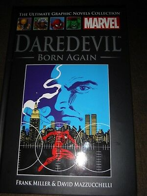Marvel Ultimate Graphic Novels Collection. Daredevil - Born Again