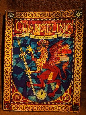 WW 7000 - Changeling the Dreaming Rulebook - World of Darkness - White Wolf