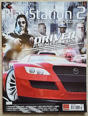 Official Playstation 2 Magazine #70 - March 2006 - OPSM2