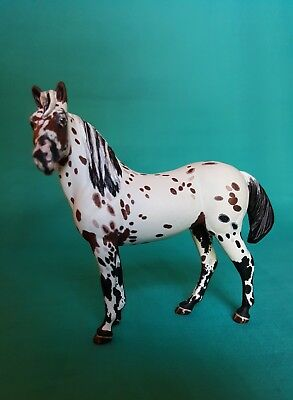 Custom Breyer Stablemate Standing Stock Horse G3  to Appaloosa