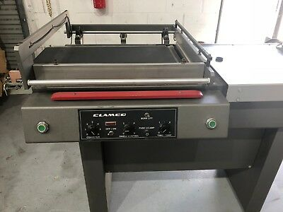 Clamco 5224 Automatic L-Bar Sealer