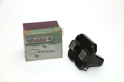 Vintage Sawyers View-master Stereoscope with box