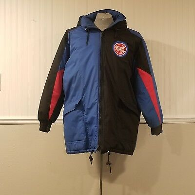 Fans Pick Jacket Vintage 90s Detroit Pistons Bad Boys Heavy Large Bad Boys