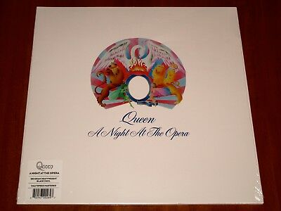 QUEEN A NIGHT AT THE OPERA LP *EU PRESS HALF SPEED MASTERED 180g BLACK VINYL New