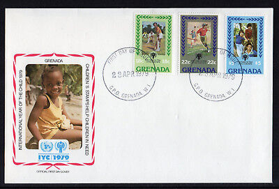 Grenada - 1979,  International Year of the Child FDC
