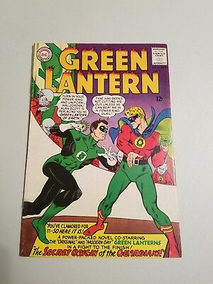 Green Lantern #40 (Oct 1965, DC)  GD/FN