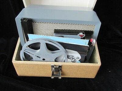 Vintage Kodak Brownie 8Mm Projector A15 With Case