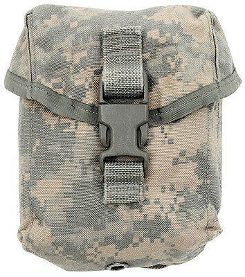 US Army Military MOLLE First Aid IFAK Pouch UCP ACU camouflage Tasche