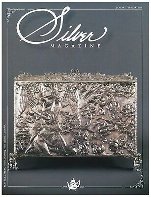 Silver Magazine - Mint 2018 ALL 6 Issues- Our 50th YEAR!!!