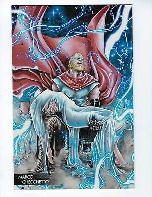 MIGHTY THOR # 706 (Marvel Comics, YOUNG GUNS VARIANT, June 2018), NM NEW